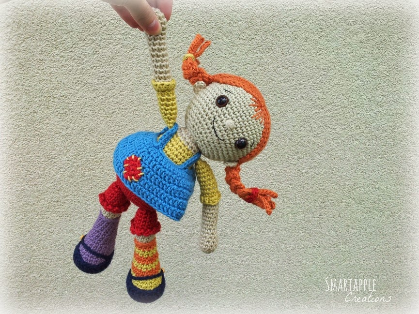 Amigurumi Pippi Yapilisi : Smartapple Creations - amigurumi and crochet: Another ...
