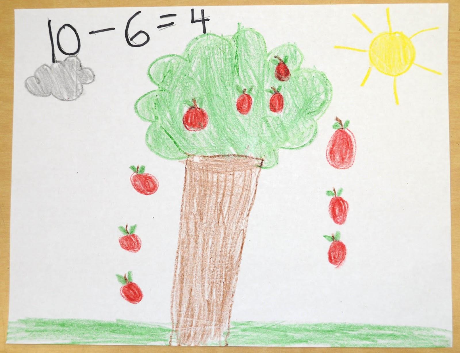 Worksheet Teaching Subtraction In Kindergarten mrs riccas kindergarten fun with subtraction