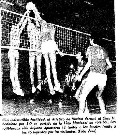 la historia voleibol:
