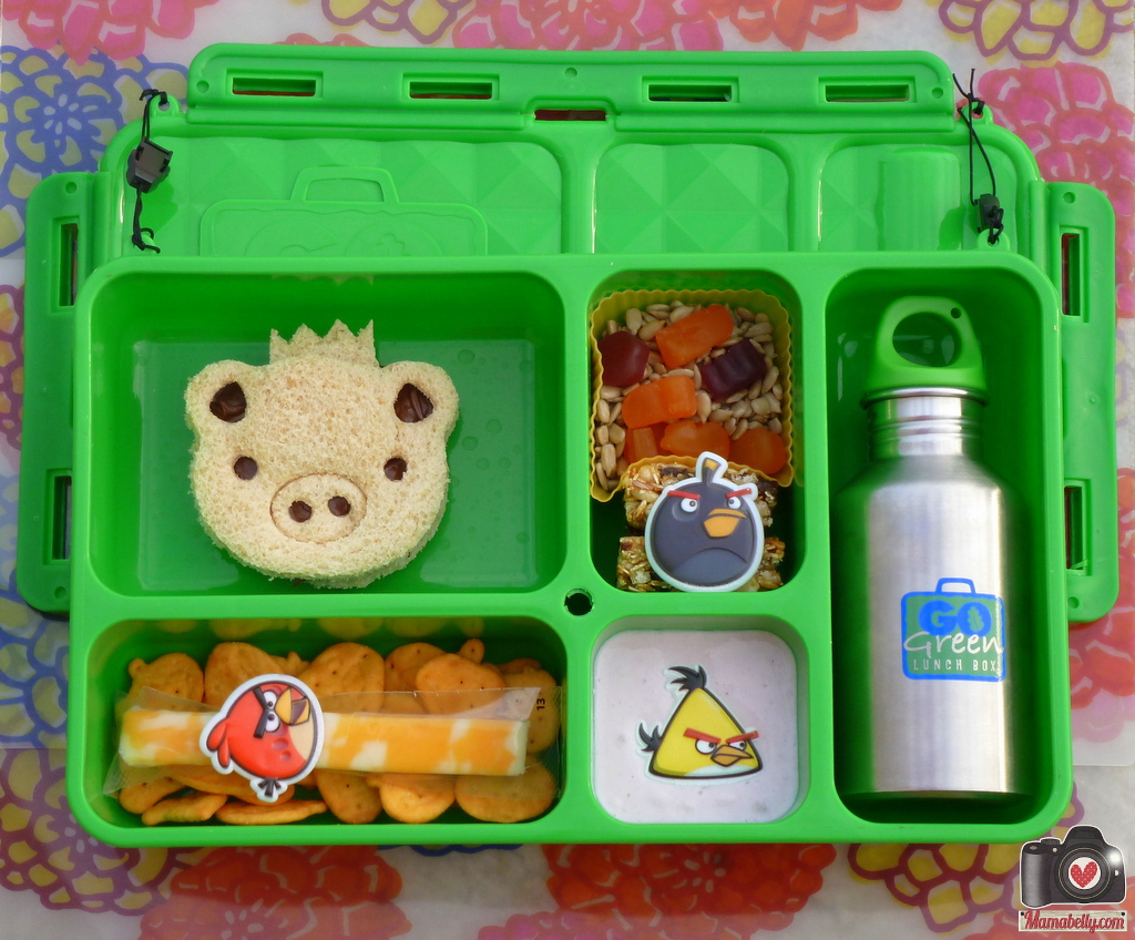 mamabelly 39 s lunches with love go green lunch box review. Black Bedroom Furniture Sets. Home Design Ideas