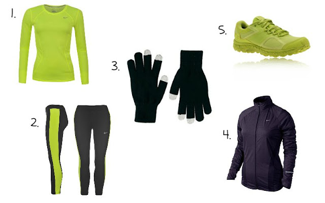 cold weather exercise gear (sports direct, sportsshoes.com, run 4 it, amazon