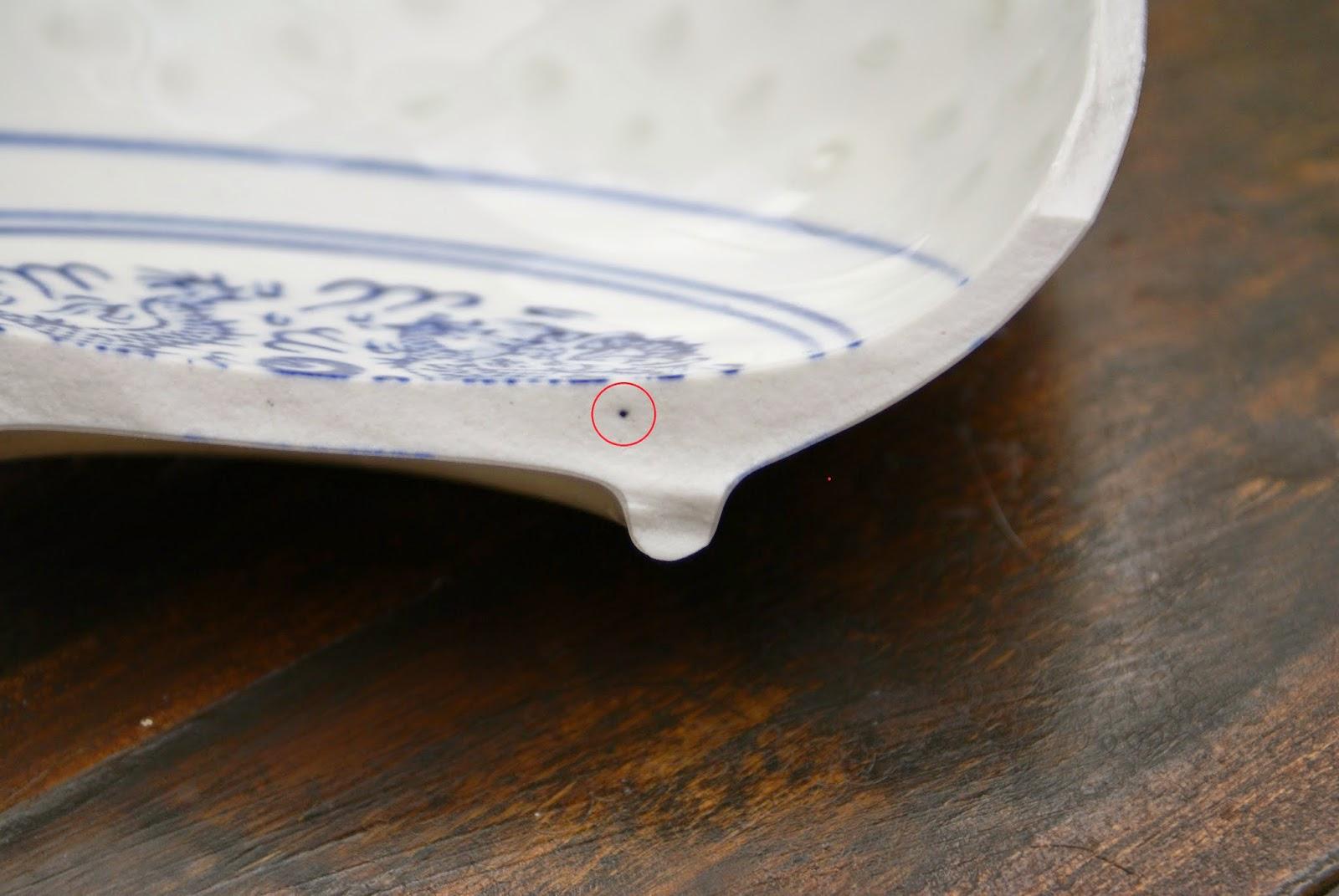 vraie ou fausse porcelaine