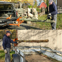 Držiak na rezanie dreva