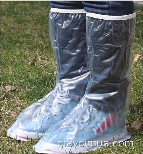 bán giày đi mưa giá rẻ