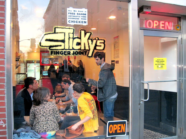 The New in New York Sticky's Finger Joint