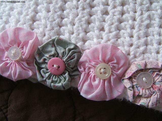 en güzel bebek battaniye modelleri - 2