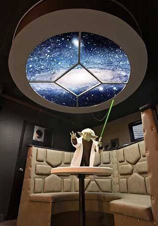 star war wallpaper star wars bedroom
