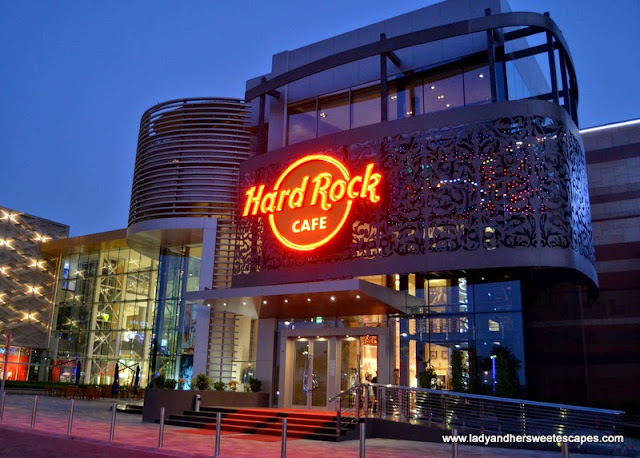 Hard Rock Cafe DFC Dubai
