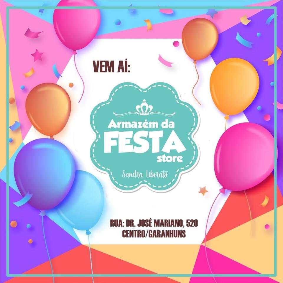 ARMAZÉM DA FESTA