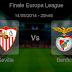 Pronostic Seville - Benfica : Finale Europa League