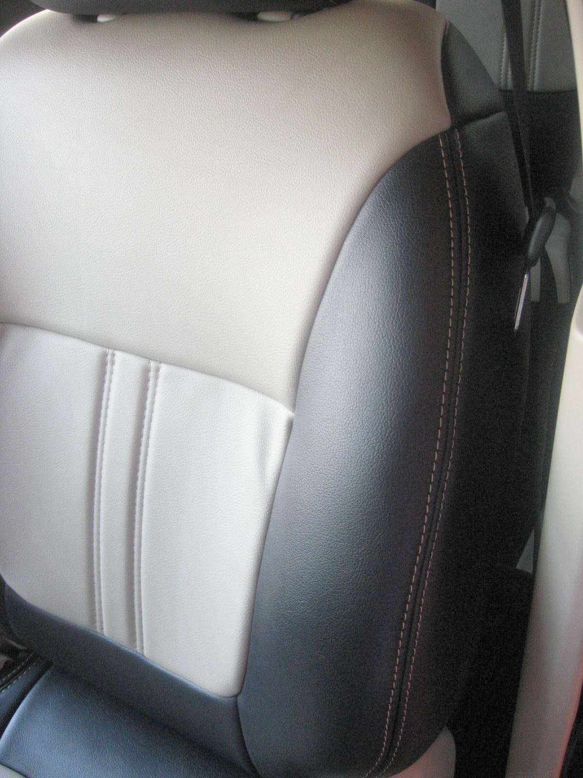 Mitsubishi Montero Car Seat Covers