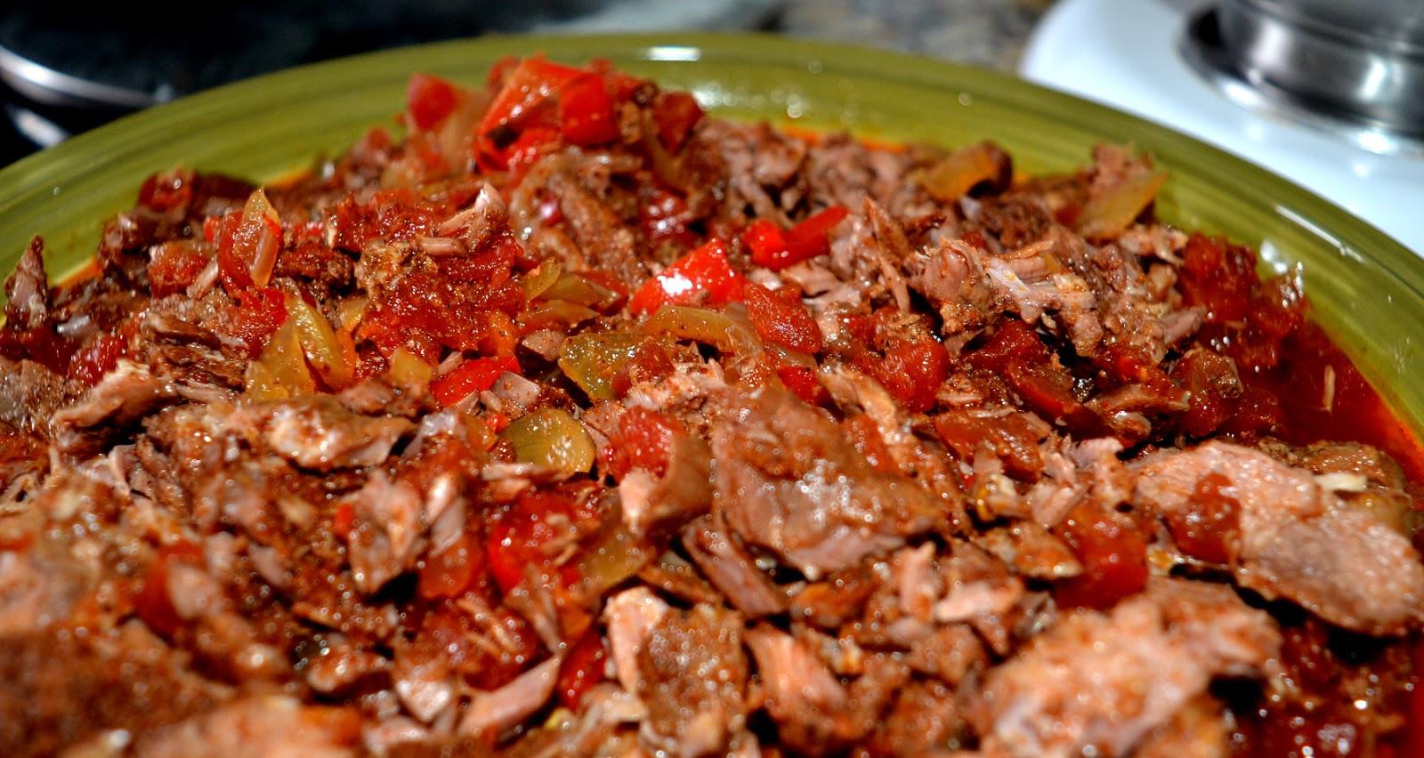 Easy Crockpot Carne Asada
