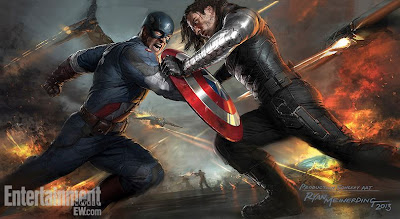 captain america the winter soldier,concept art