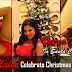 Veena Malik Celebrate Christmas And Wear Santa Clause Costume | Veena Malik Wants To Meet With Santa Claus