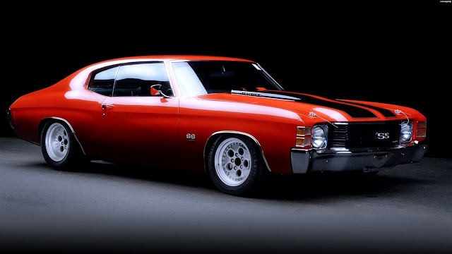 206-Muscle Car HD Wallpaperz