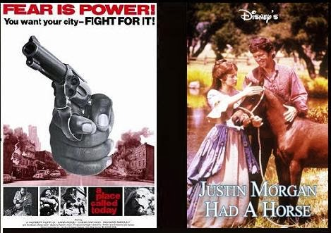 A PLACE CALLED TODAY (1972)      and        JUSTIN MORGAN HAD A HORSE (1972)