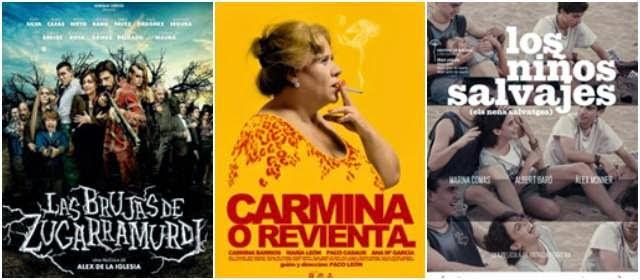 Muestra de cine español 2014