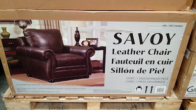Marks & Cohen Savoy Leather Chair for your living or dining room