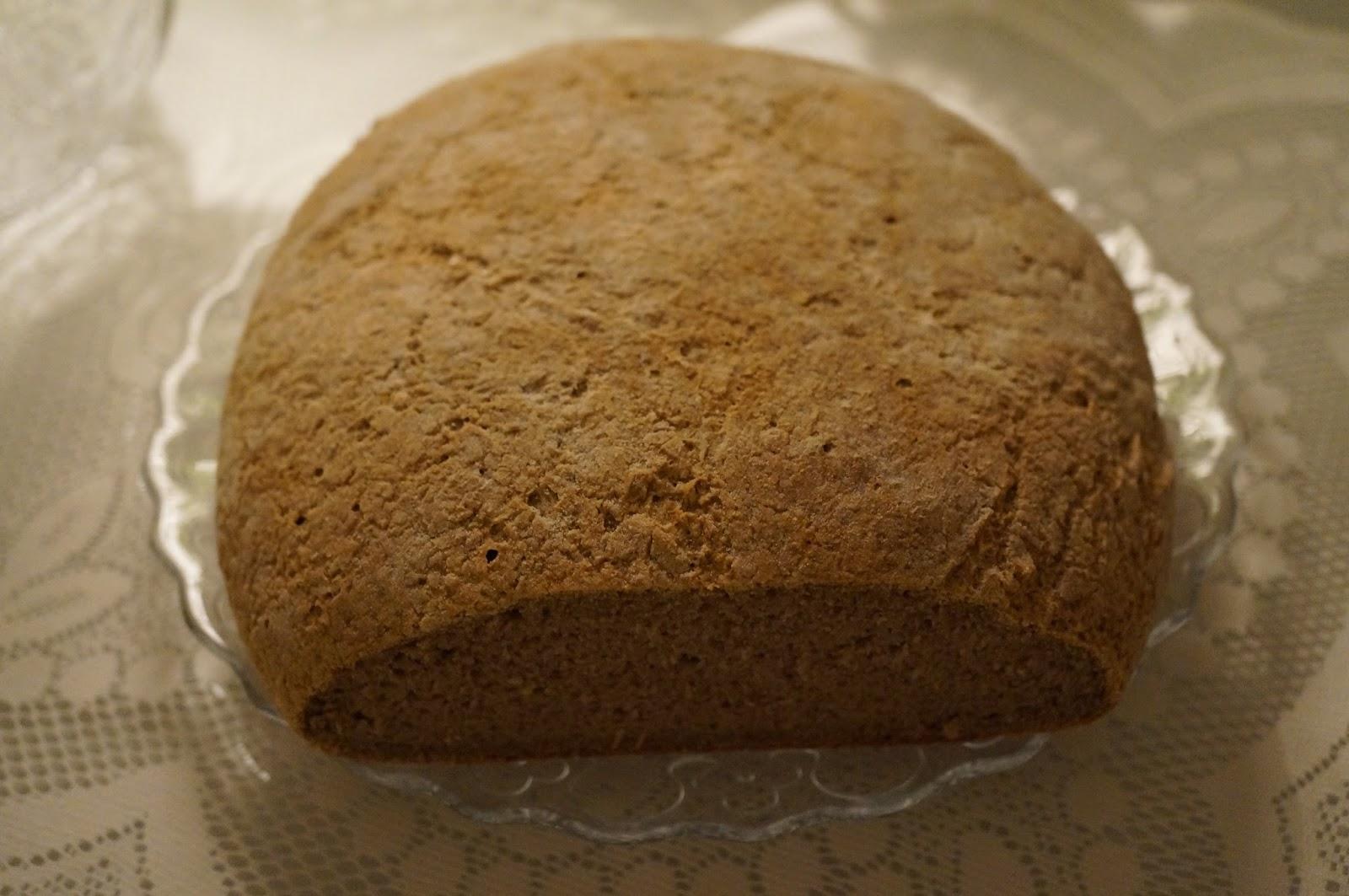 mjölkproteinfritt bröd