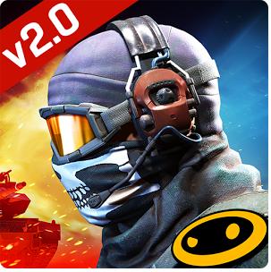Frontline Commando 2 v2.0.1 Mod [Unlimited Glu Coins]