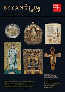 Byzantium 330-1453 , Royal Academy  Londra , 2008