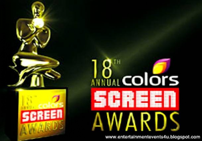 18th annual colors screen awards 2012