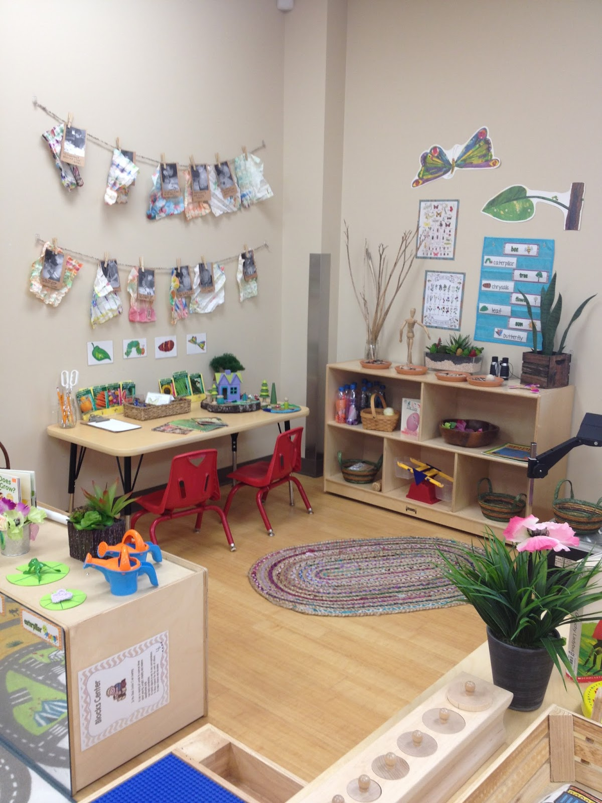 Classroom Ideas For Toddlers ~ Pre k tweets classroom tour