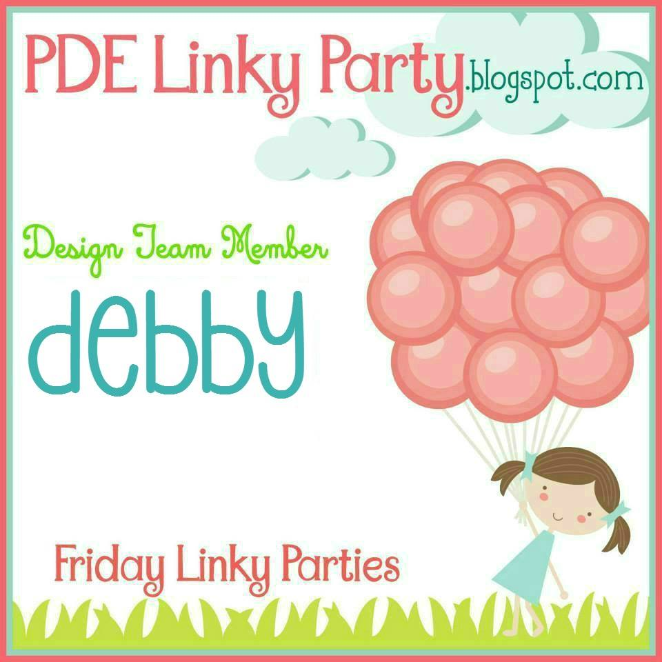 Formally Designed for PDE Linky Party Design Team