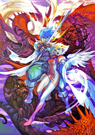 games rpg jepang Breath of Fire III