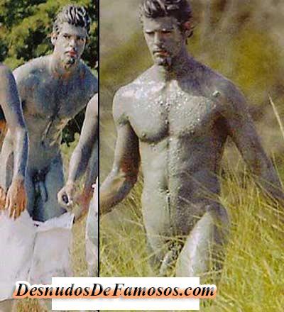 Miguel Angel Munoz Desnudo