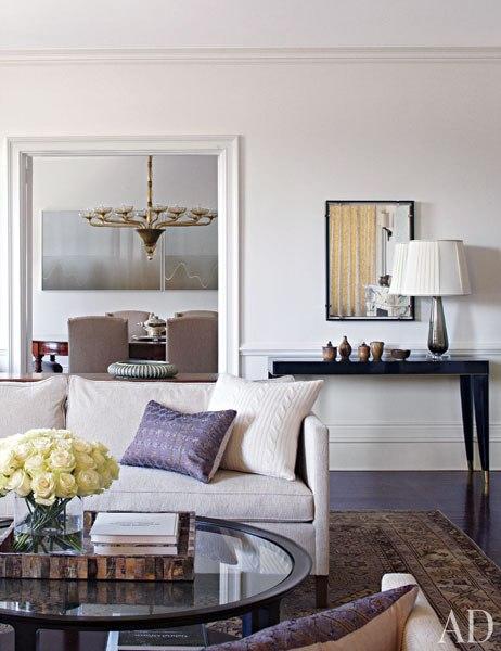 Michael J. Fox And Tracy Pollanu0027s Manhattan Home