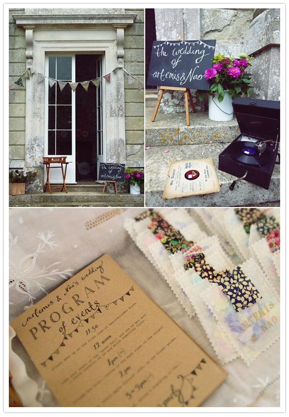 Greer loves bohemian chic wedding ideas decor for Artemis decoration