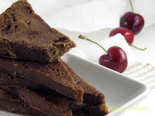 Nutty Brownie Crust