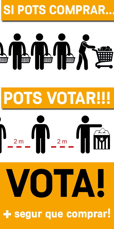 Si pots comprar ... pots votar