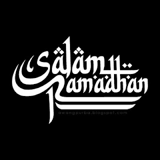 Salam Ramadhan Kareem...