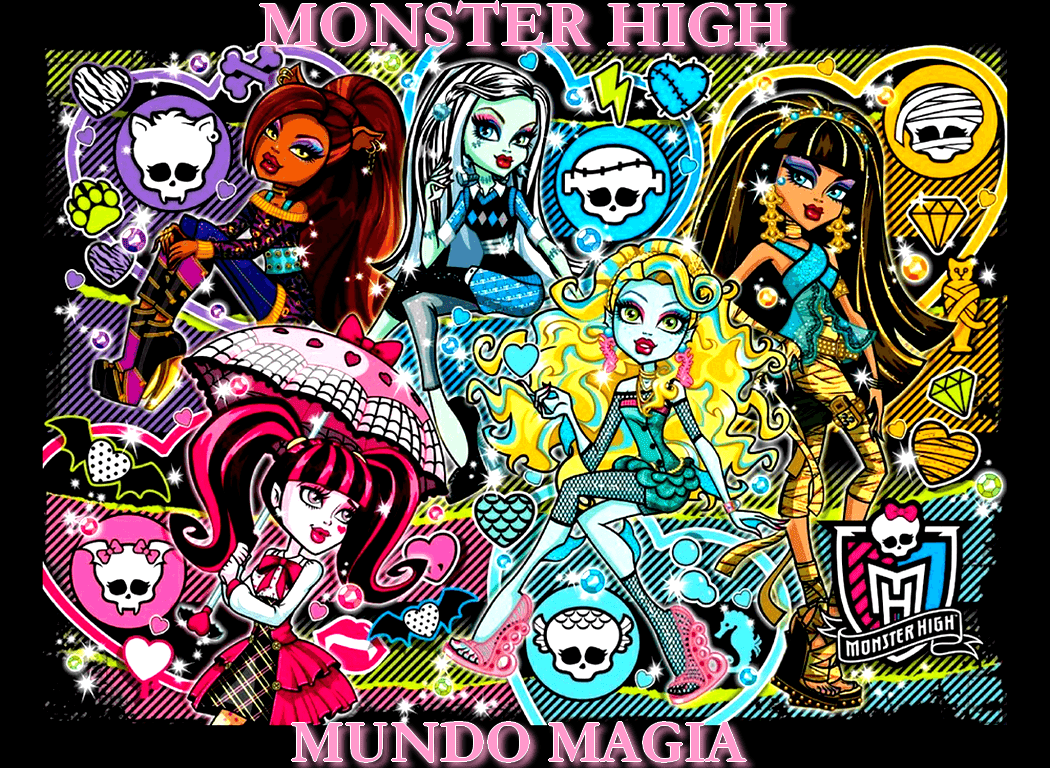 MUNDO MAGIA MONSTER HIGH