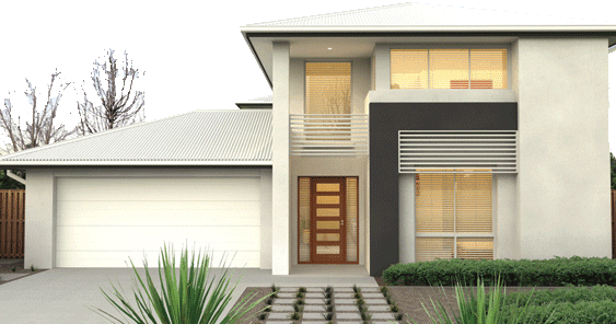New home designs latest simple small modern homes for Small home exterior design