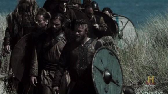 Vikings - S01E02 - Wrath of the Northmen