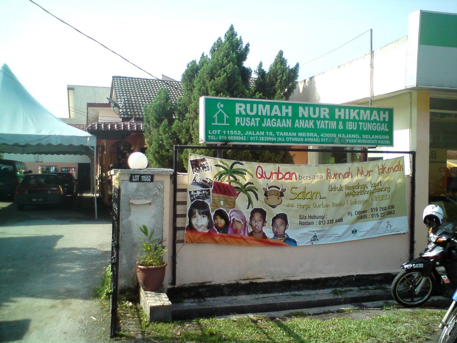 Karnival Sukan Amal Anak Anak Yatim 1 Malaysia Rumah Anak Yatim