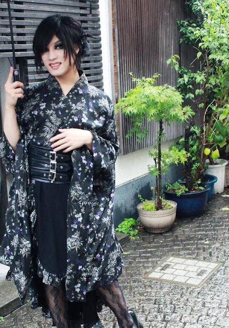 Kaya Visual Kei