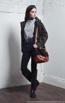 Moda invierno 2013 Drole ropa