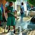 Ruas do Centro de Mesquita recebem revitalização