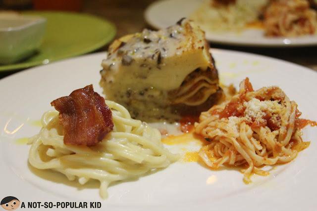 Lucia Ristorante Italian Restaurant in Makati