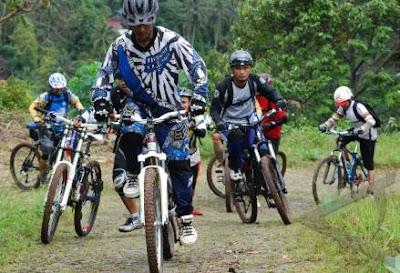 Hidup Sehat Dengan Bersepeda