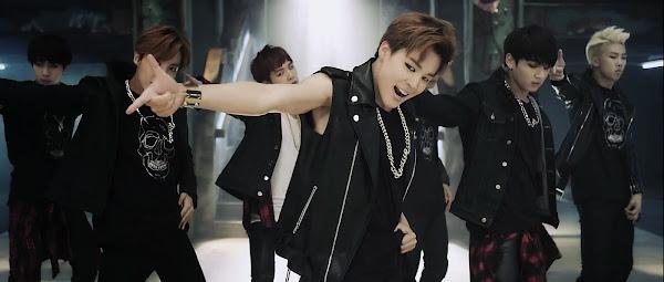 BTS Danger Jimin Japanese