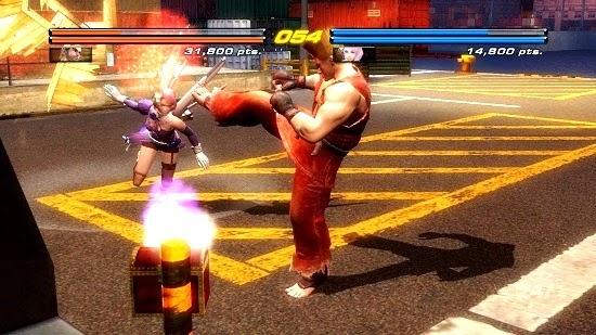 Tekken 6 Game Free Download For PC Full Version Windows 7