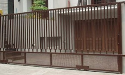 pagar rumah minimalis type 36