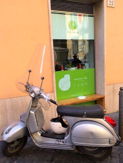 Hamburgers in Rome // Ciao Checca