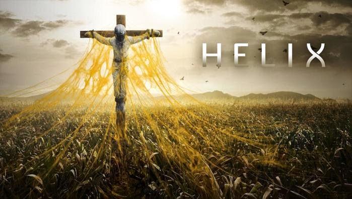 Helix 2x01. Nuevo cartel presentación de la nueva temporada de Helix.