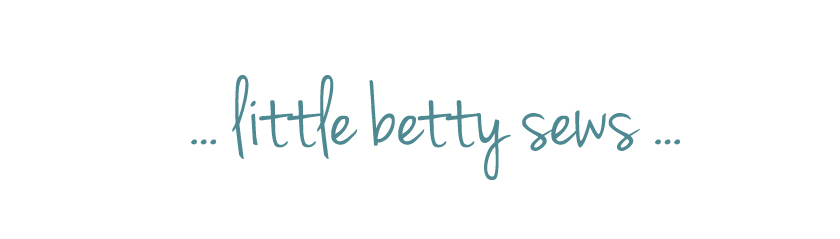 little betty sews